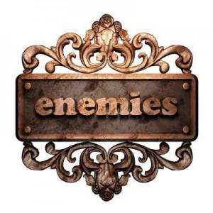 Bible Verses About enemies