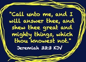 Jeremiah 33.3_6