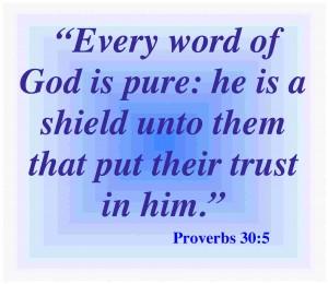 Trust Bible Quotes