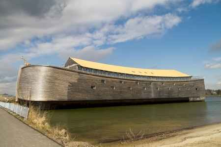 Noah's Ark is one of the most well known Bible stories.