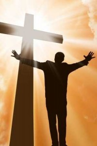 My hope is in Christ and for this reason I try not to look back on my life, instead I look forward … I look to the cross.