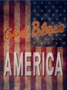 If we are not motivated to give God our lives and our country, we will lose them both.