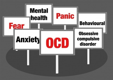 """ ...the person with OCD must trust that God can help them and they do not have to live with the constant disruption of fear and anxiety. """