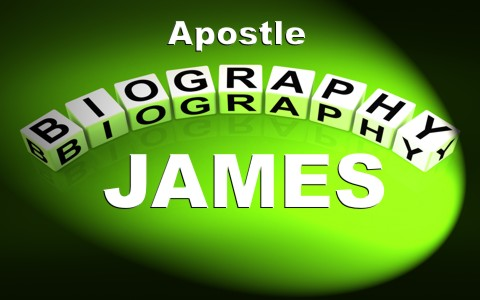 The Apostle James Biography Life and Death
