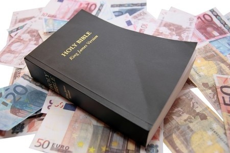 16 Great KJV Bible Verses About Money