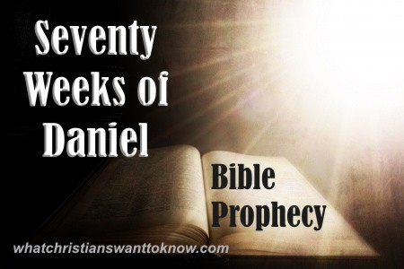 What Are The Seventy Weeks Of Daniel Prophesied In The Bible