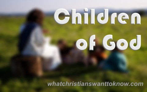 Who Are the Children of God
